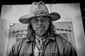 cowboy BW