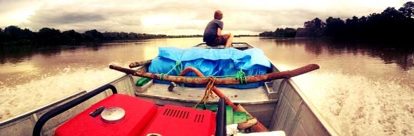 Ross B Boat