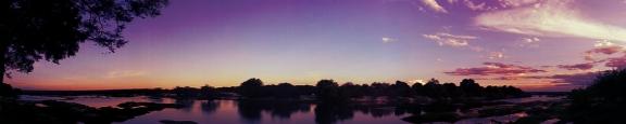 Zim Sunset